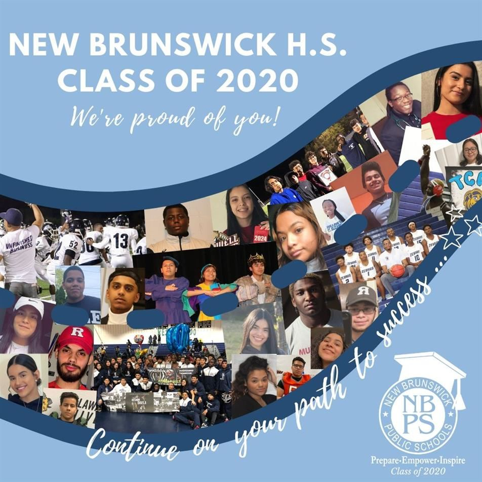 NBHS Graduation Graphic