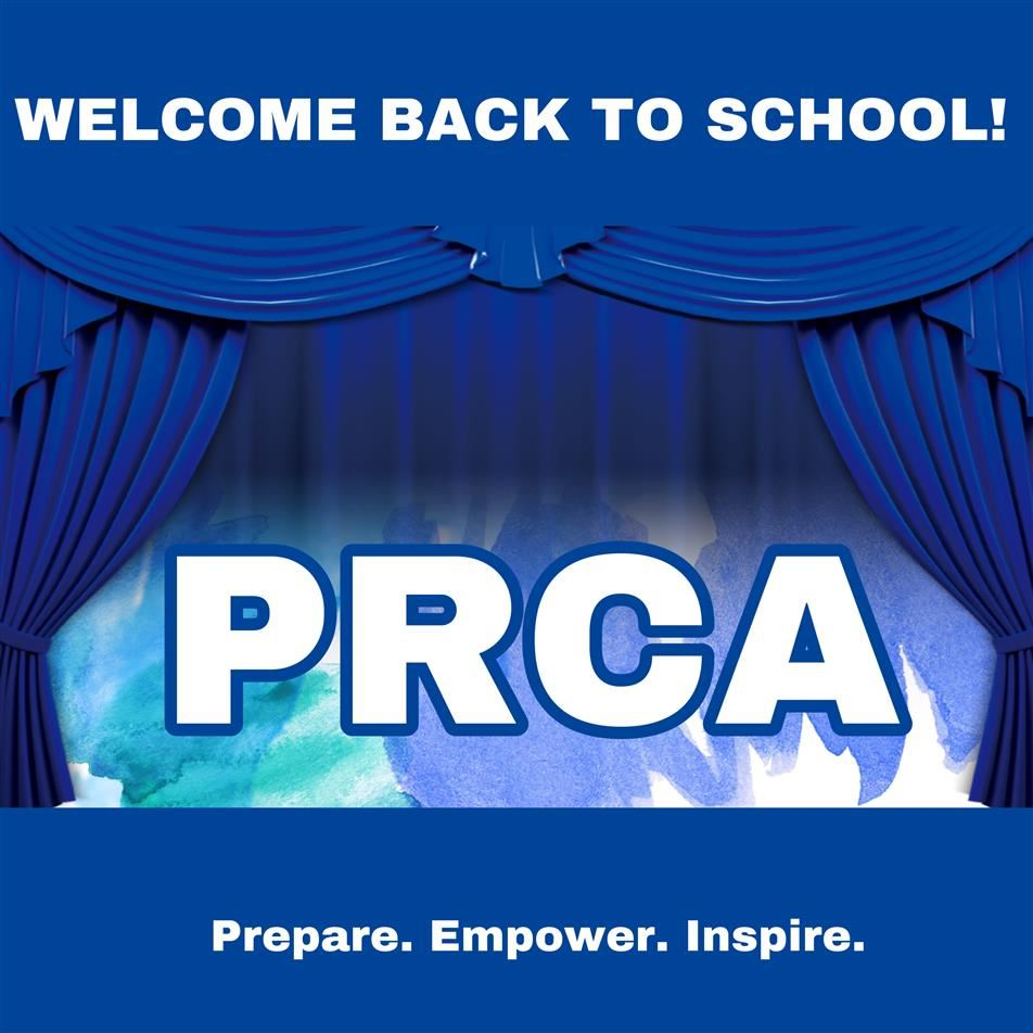 WELCOME BACK TO SCHOOL PRCA